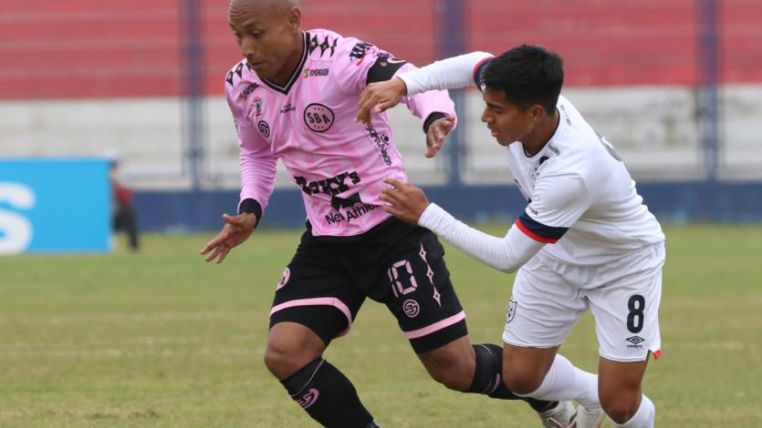 Liga1 Movistar: San Martín consiguió rescatar un empate ante Sport Boys sobre el final