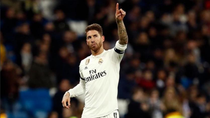 """Sergio Ramos: """"Toca centrarse ya en el clásico de Liga"""""""