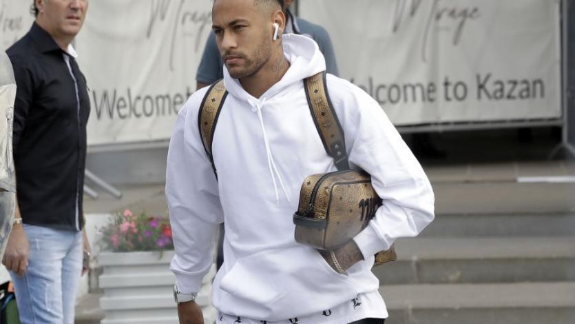 El Real Madrid descartó fichaje de Neymar