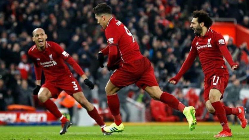Liverpool se impone 4-3 ante Crystal Palace en un partidazo