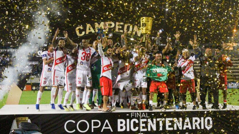 Atlético Grau, último campeón de la Copa Bicentenario, cumple 101 años de fundación