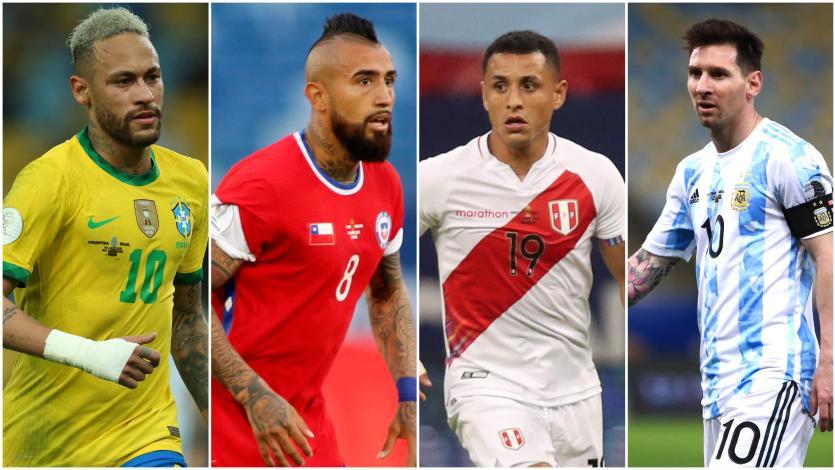 Eliminatorias Sudamericanas: estos son los resultados de los cinco partidos de la fecha 9