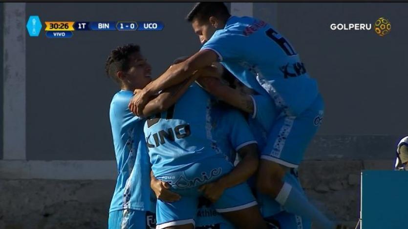 Deportivo Binacional igualaron 1- 1 Unión Comercio