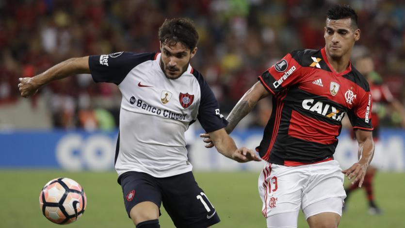 Miguel Trauco y Flamengo visitan a River Plate por Copa Libertadores