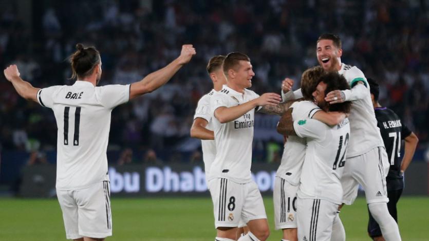 Mundial de Clubes: Real Madrid superó al Al Ain y se coronó tricampeón
