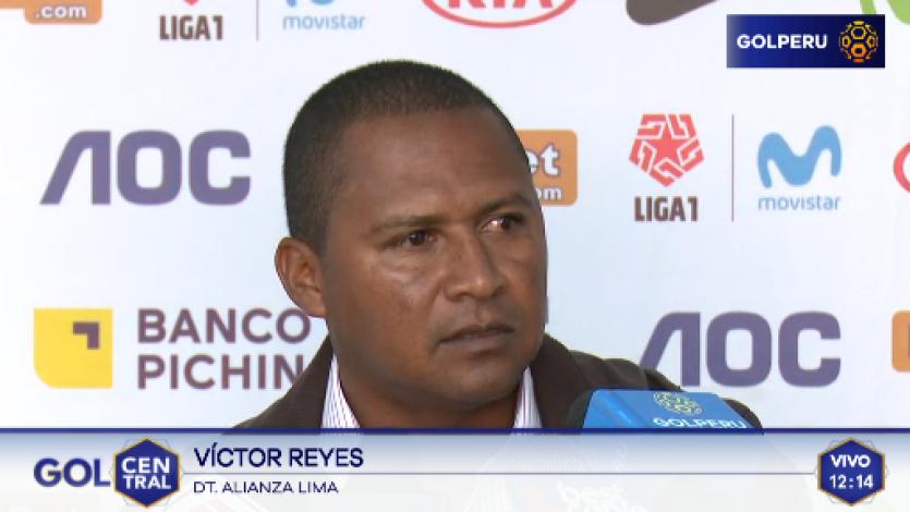 """Víctor Reyes: """"Huánuco es una plaza complicada para todos los rivales"""""""