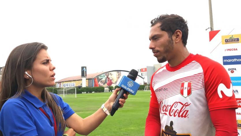 Patricio Álvarez a GOLPERU: