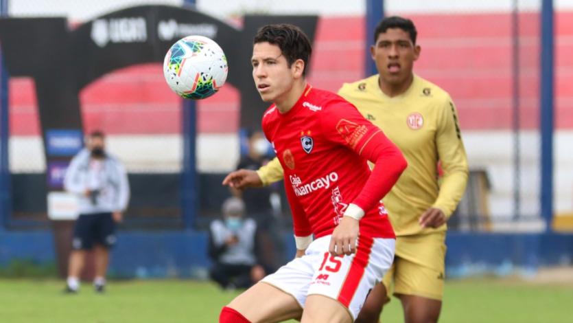 Liga1 Movistar: Cienciano igualó 1-1 ante UTC por la segunda fecha del grupo A