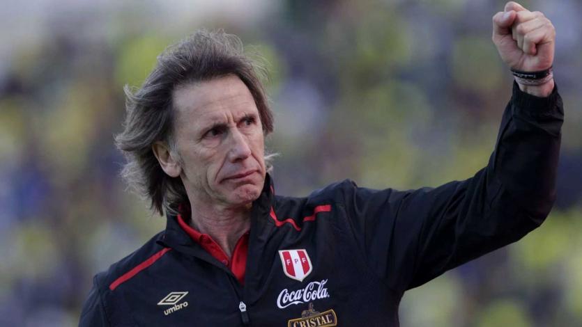 Ricardo Gareca cumple 5 años al mando de la Selección Peruana