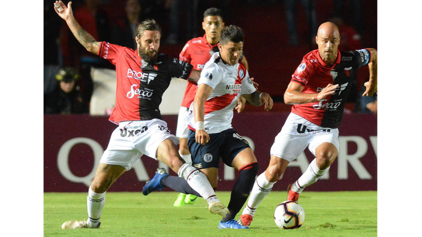 Copa Sudamericana: Municipal cayó 2-0 ante Colón en Argentina