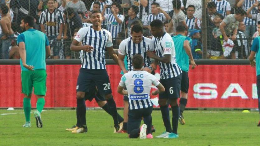 Copa Movistar: Rinaldo Cruzado encabeza los mejores goles de la fecha