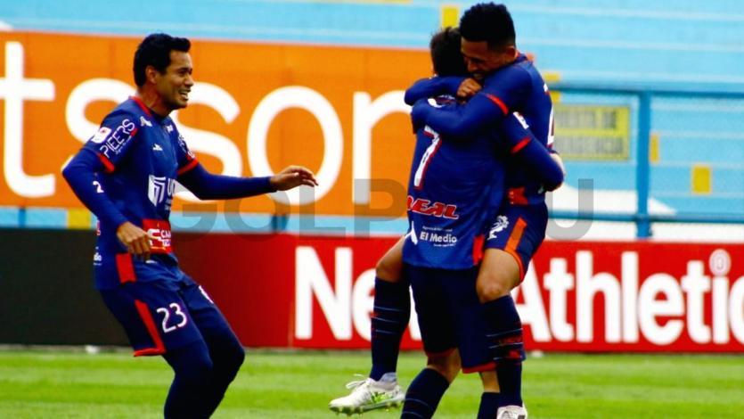 César Vallejo derrotó a Sport Huancayo por la jornada 9 de la Liga1 Movistar (VIDEO)