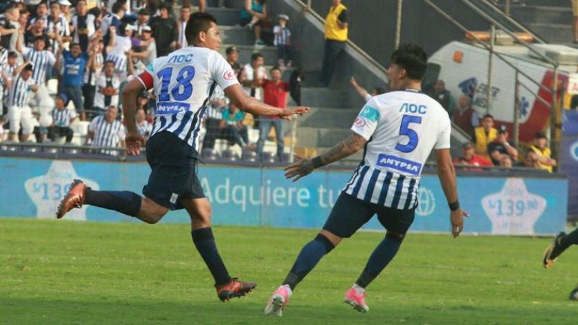 Alianza Lima vence a Municipal y se acerca al título del Torneo Clausura
