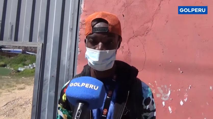 """Hervé Kambou: """"Estamos focalizados en la Copa Sudamericana"""" (VIDEO)"""