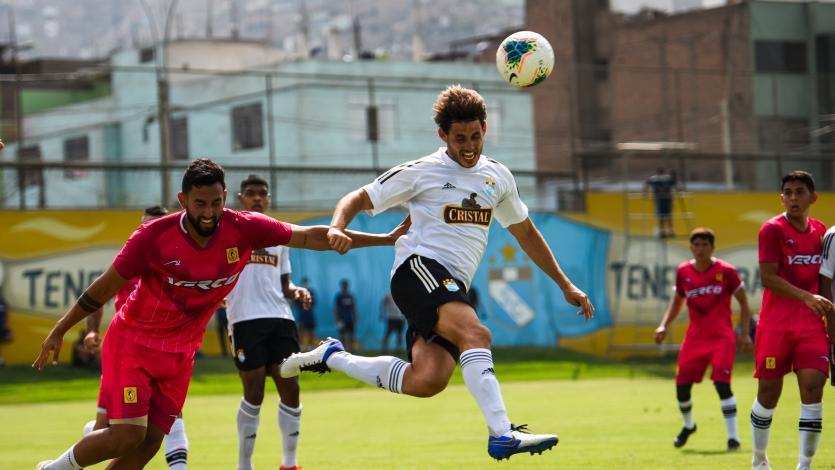 Liga1 Betsson: Sporting Cristal derrotó 2-0 a la Academia Cantolao