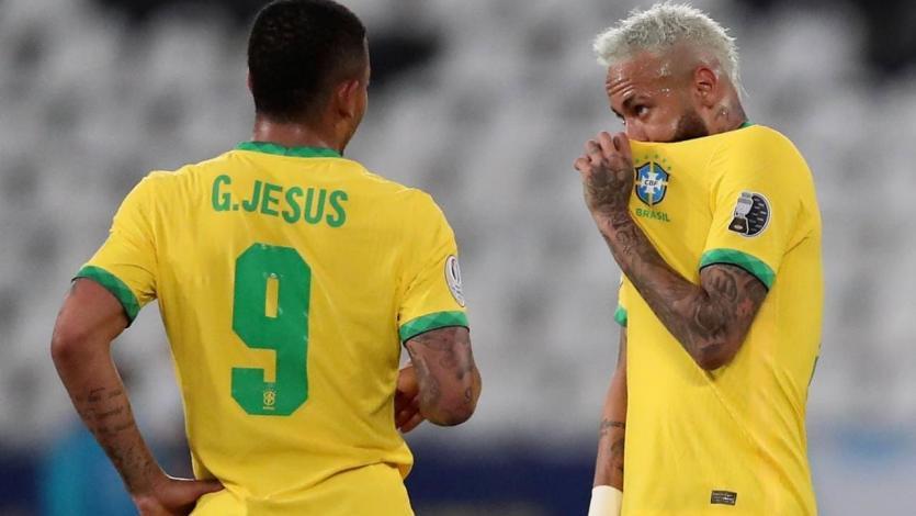 Brasil vs Perú: Neymar inventó un penal, pero el VAR ayudó a descubrirlo (VIDEO)