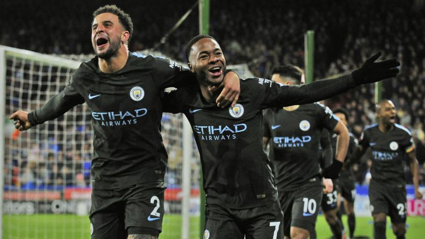 Premier League: Manchester City ganó con lo justo