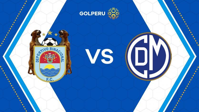 Torneo Apertura: Binacional mide fuerzas contra Deportivo Municipal