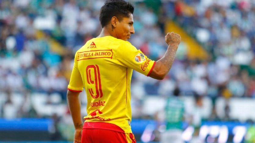 El futuro de Raúl Ruidíaz estaría en la MLS