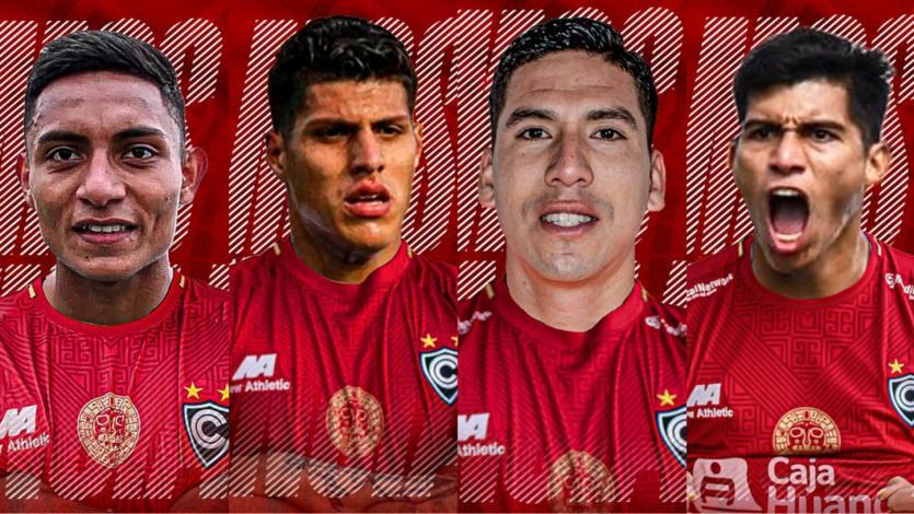 Liga1: Cienciano y el equipazo 2021 que los hace soñar con el título