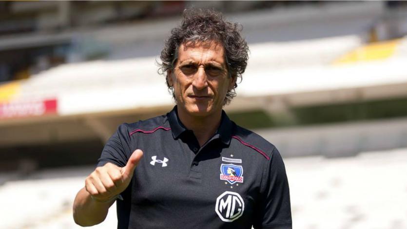 Alianza Lima: Mario Salas llega este jueves para asumir las riendas del primer equipo