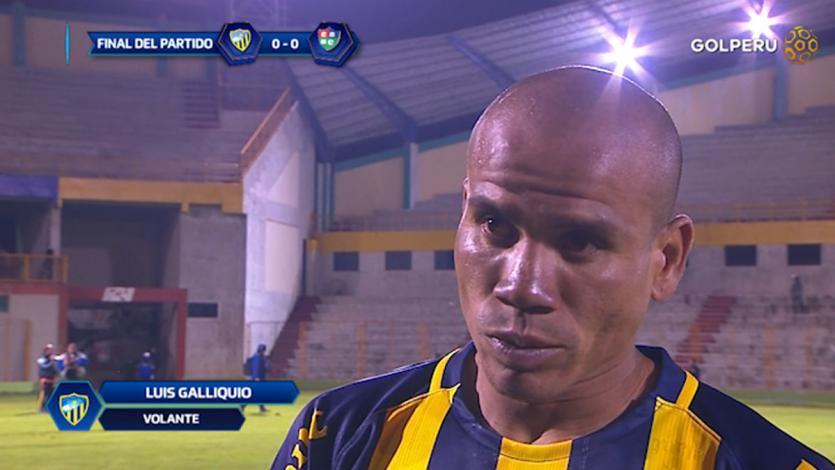 Luis Galliquio: