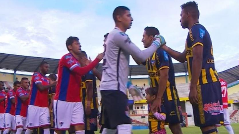 Sport Rosario y Unión Comercio no se hicieron daño en Huaraz