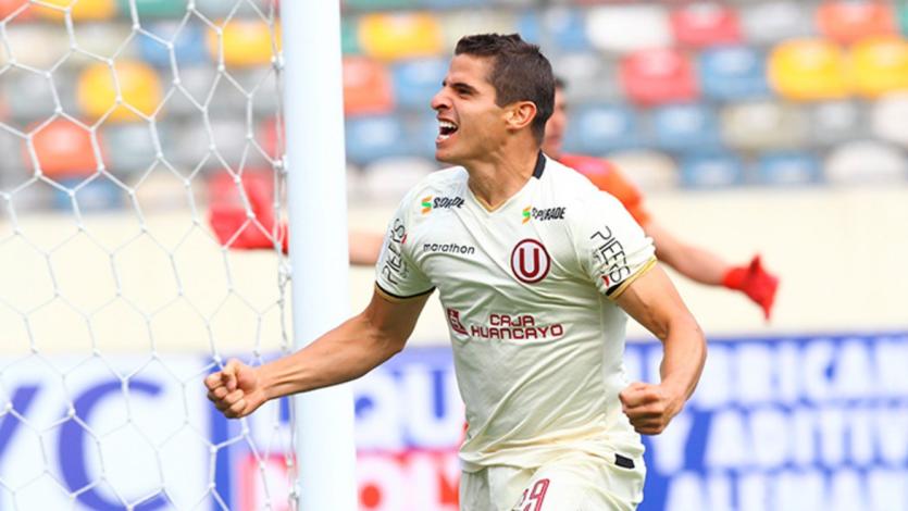 Aldo Corzo: con motivo de su cumpleaños recordamos su momento más especial como futbolista