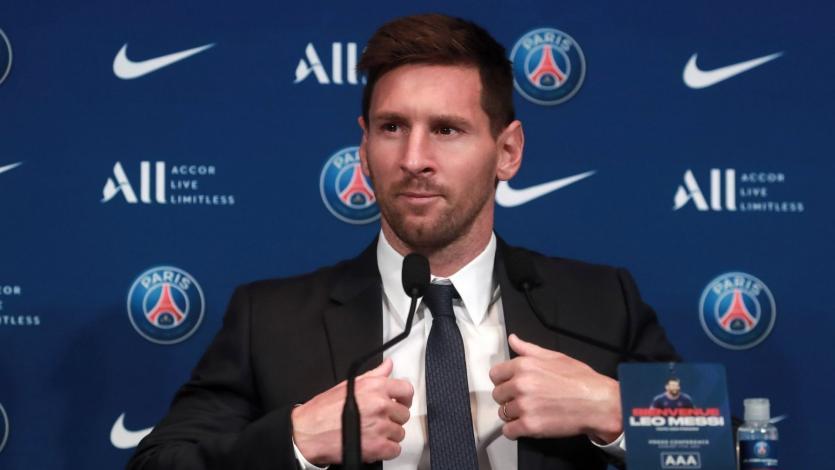 """Lionel Messi: """"He llegado al lugar ideal para poder ganar la Champions League"""" (VIDEO)"""