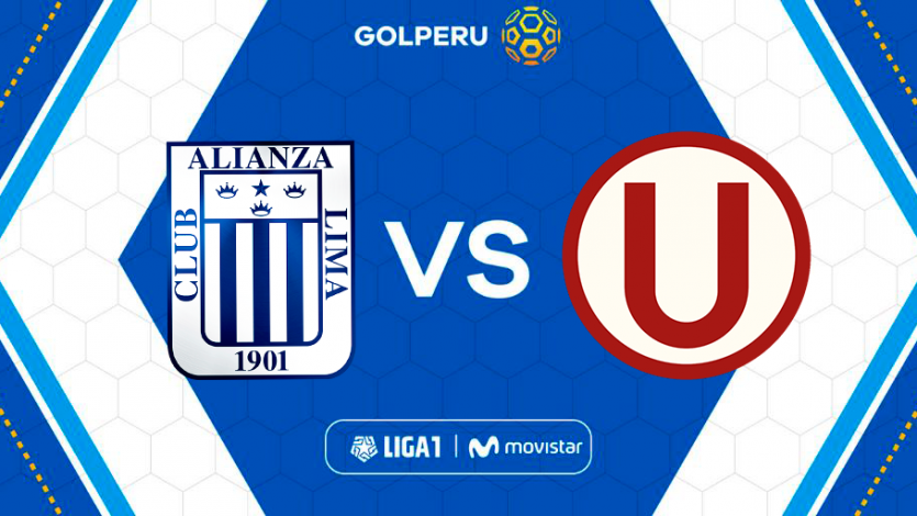 Alianza Lima recibe a Universitario en el cierre de la fecha 9