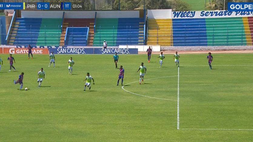 Universitario mide fuerzas contra Sport Huancayo en la 'Incontrastable'