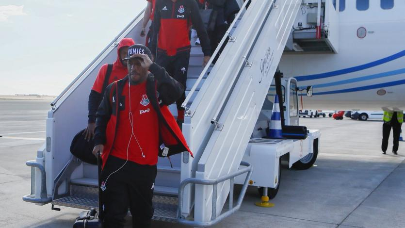 Europa League: el Lokomotiv con Jefferson Farfán llegó a Francia para enfrentar al Niza