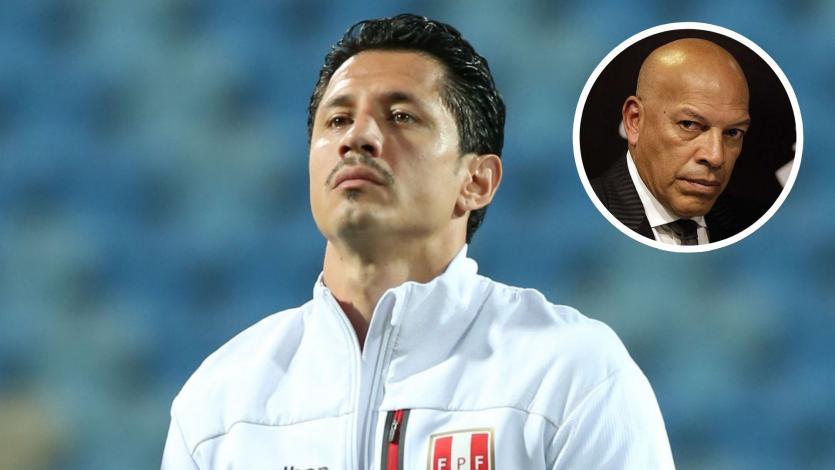 """Roberto Mosquera: """"Gianluca Lapadula está defendiendo algo que otros en su momento no supieron hacerlo"""