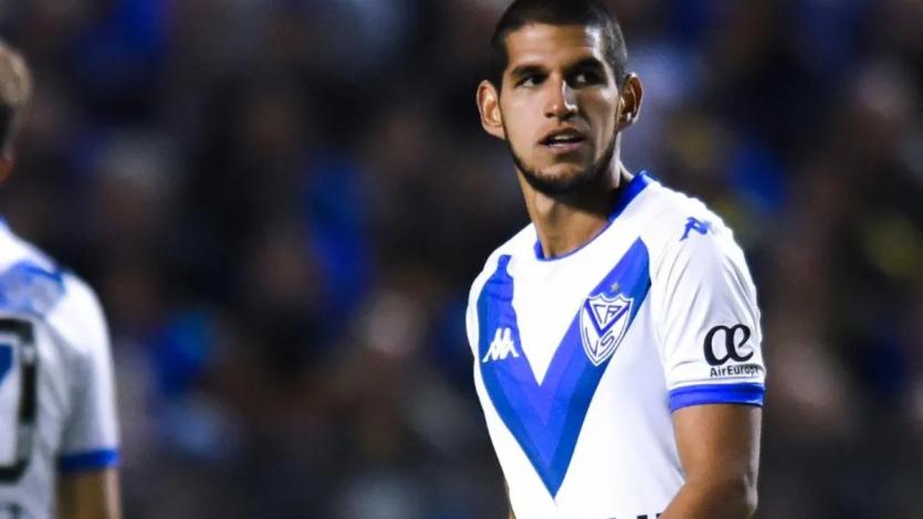 Luis Abram podría dejar Vélez para fichar por el Alavés