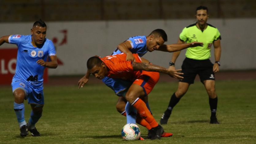 Liga1 Movistar: Binacional golpeó en Trujillo y venció por 2-0 a César Vallejo (VIDEO)