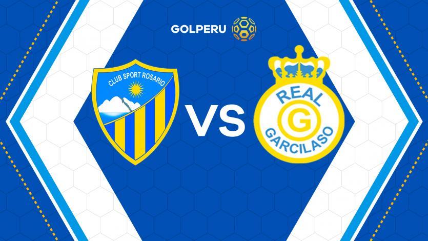 Sport Rosario recibe a Real Garcilaso en Huaraz