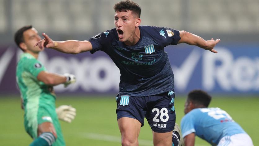 Copa Libertadores: Sporting Cristal cayó 0-2 con Racing Club en el Estadio Nacional (VIDEO)