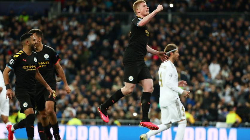 Champions League: Manchester City le dio vuelta y le ganó 2-1 al Real Madrid en el Santiago Bernabéu