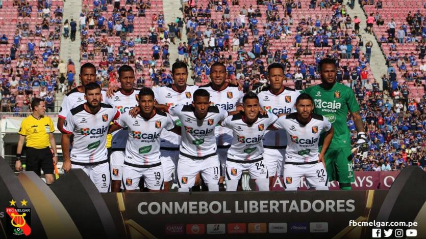 Copa Libertadores: se confirmó el día que FBC Melgar se enfrentará a Caracas