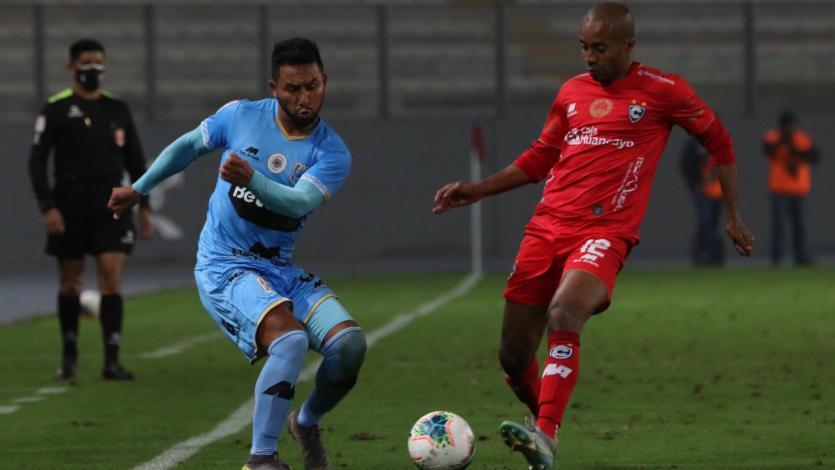 Liga1 Movistar: Deportivo Binacional y Cienciano empataron sin goles por la fecha 10 de la Fase 1