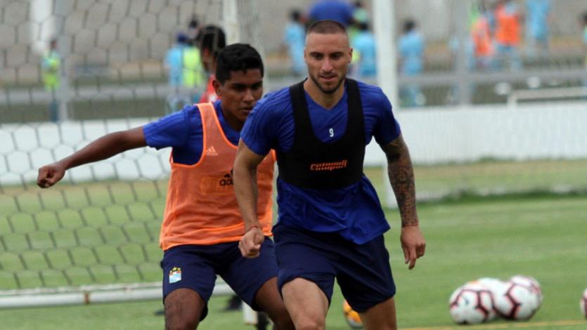 Sporting Cristal igualó con San Martín en duelo amistoso