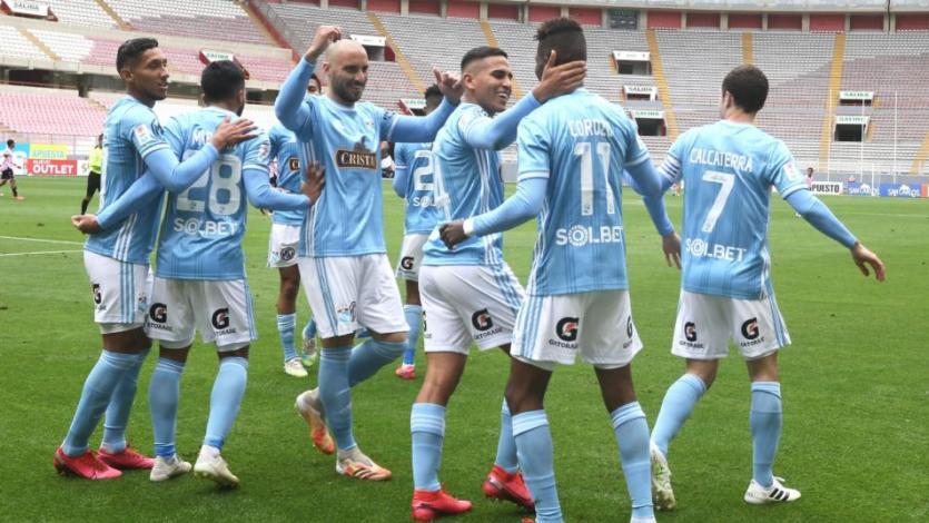 Liga1 Movistar: Sporting Cristal superó por 4-1 a Sport Boys por le fecha 7 de la Fase 1