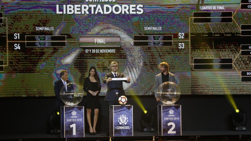 Copa Libertadores: conoce todo el cuadro de la máxima competición del continente