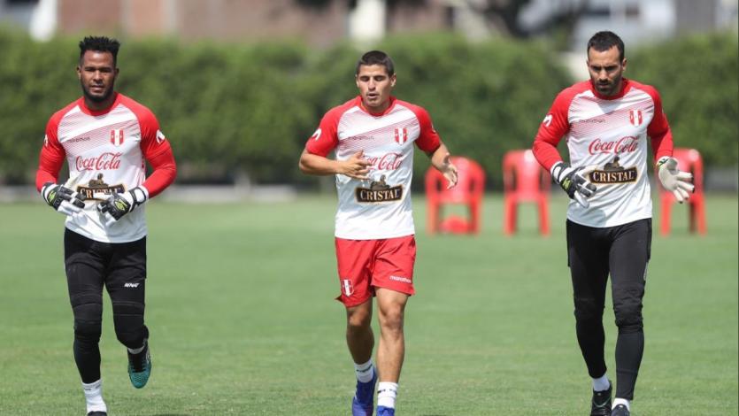 Selección Peruana: los pormenores del cuarto día de entrenamiento