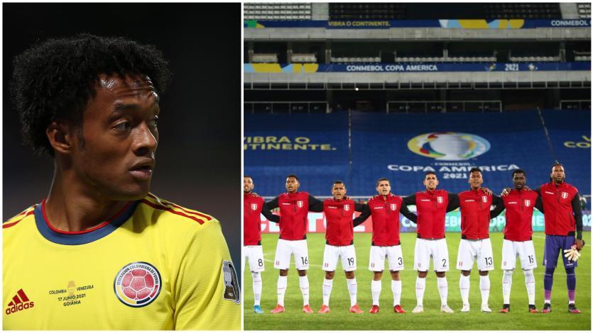 Colombia vs Perú: el dato que nos posiciona como favoritos en el duelo por Copa América