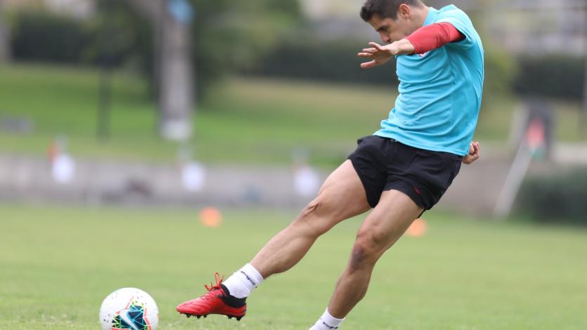 Liga1 Movistar: Universitario de Deportes completó su octavo día de entrenamientos