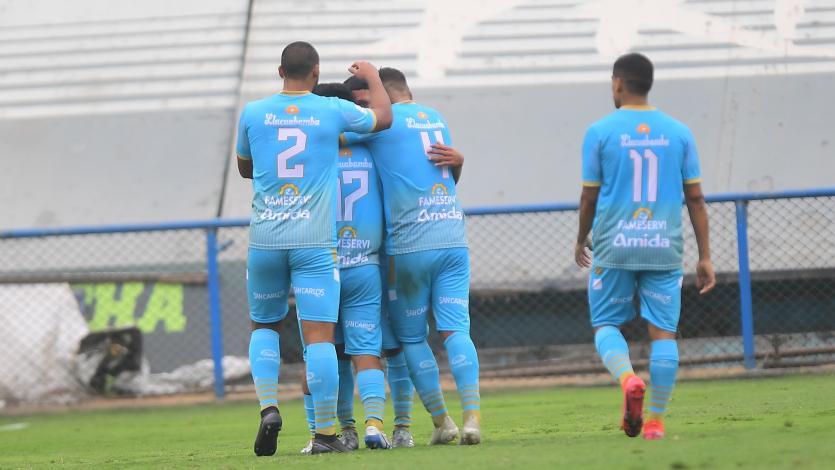 Copa Bicentenario: Deportivo Llacuabamba superó 5-4 en penales a San Martín y clasificó a los octavos de final (VIDEO)