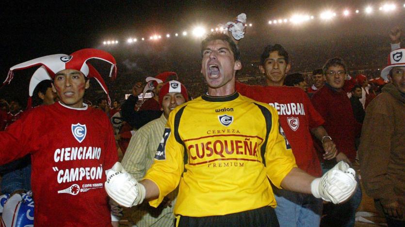 Copa Sudamericana 2003: Cienciano y el camino que recorrió para salir campeón (VIDEO)