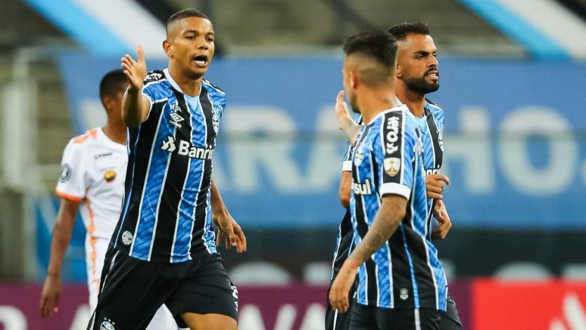 Copa Libertadores: Ayacucho FC debutó y perdió por 6-1 ante Gremio en Brasil