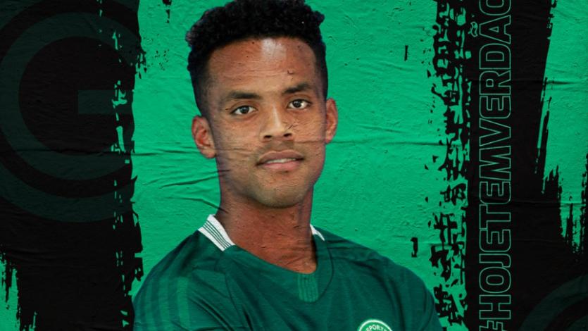 Nilson Loyola podría debutar esta noche con el Goiás